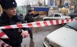 Russia Gunman opens fire at folk festival in Dagestan 4