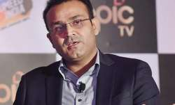 File pic of Virender Sehwag