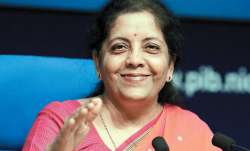 Sitharaman, born in 1959 in the temple town of Tamil Nadu's