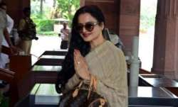 Film celebrities send requests to replace Rekha in Rajya