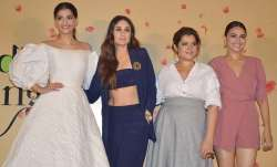 Veerey De Wedding trailer launch was one glamorous event