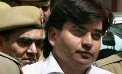 Jessica Lal murder case convict Manu Sharma - File Photo