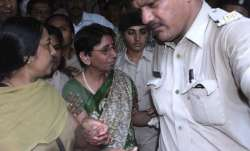 Former BJP minister Maya Kodnani - File Photo