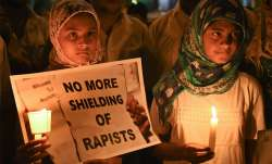 The report has come amid nationwide outrage over rape cases