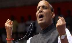 Union Home Minister Rajnath Singh called for the inclusion
