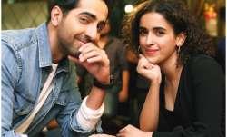 Badhaai ho: Ayushmann Khurrana, Sanya Malhotra's film to