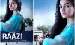 Raazi Box Office Collection: Alia Bhatt's film earns