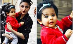Soha Ali Khan and Kunal Kemmu welcomed a baby girl