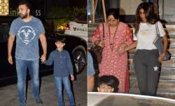 Bollywood actress Shilpa Shetty Kundra stepped out on a