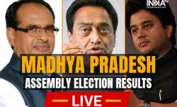 Madhya Pradesh Election Results Counting Day LIVE Updates:
