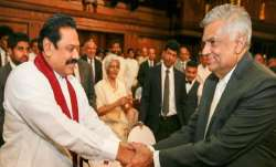 Rajapaksa was appointed as the prime minister on October 26