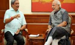 Parrikar is suffering from advanced pancreatic cancer and