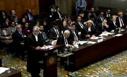 Kulbhushan Jadhav hearing: India objects to Pak's use of