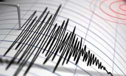 The quake lasted for a few seconds and had its epicentre in