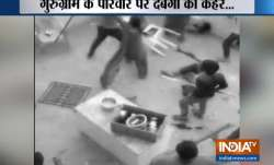 Mob goes on rampage in Gurugram, attacks family for playing