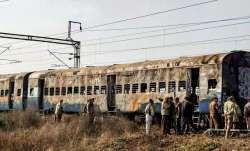 Samjhauta express blast