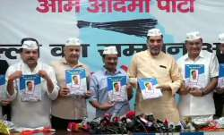 'Will Fight for Statehood': AAP Releases Manifesto for