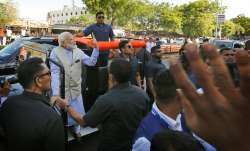 PM Modi is scheduled attend the Ganga aarti and thereafter