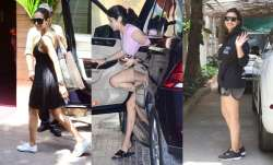 Check out latest pictures of Janhvi Kapoor, Malaika Arora