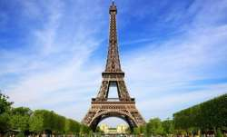 ​The Eiffel Tower closed down on Monday after a man began