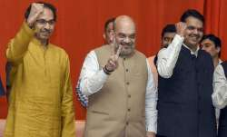 BJP-Shiv Sena script spectacular saffron success in