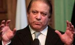 Former Prime Minister of Pakistan Nawaz Sharif