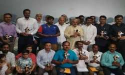 29 journalists conferred with Matri Shree Media Awards