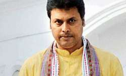 Tripura Chief Minister Biplab Kumar Deb