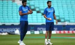 Bhuvneshwar Kumar hits the net running under watchful eyes