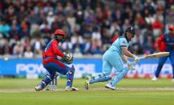 England vs Afghanistan, Live Cricket Score, 2019 World