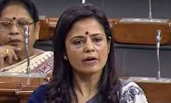 Mahua Moitra's arguments were as hard hitting as they were