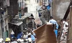 Mumbai building collapse: MHADA or BMC? Yet another