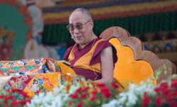 Dalai Lama greets European Commission President