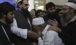 Hafiz Saeed granted pre-arrest bail by Lahore's