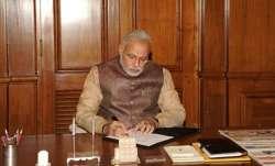 8 bureaucrats transferred; Vivek Kumar named PS to Modi