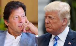 Trump asks Imran to reduce tensions with India through