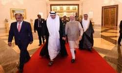 PM Modi launches RuPay card in UAE