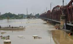 Yamuna below danger mark on Thursday