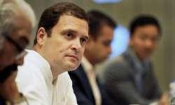 Rahul Gandhi had recently asked Governor Satya Pal Malik