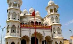 Demolition of temple: SC asks Punjab, Haryana, Delhi to