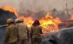 Major fire at Haldia Petrochemical's unit; 15 injured