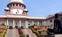 With 4 judges sworn in, SC attains full strength