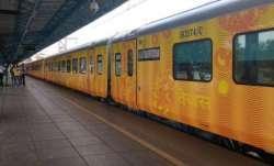 Lucknow-Delhi Tejas Express AC car fare Rs 1125, executive
