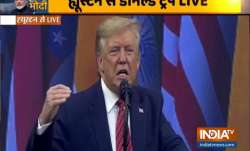 Border security vital to both America and India: Donald