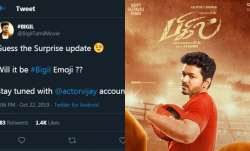 Bigil is getting its own Emoji and Twitterverse just can't
