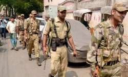 The jawan, Ajit, is battling for his life in an Aligarh