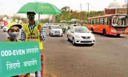 Who all will be exempted from Delhi's odd-even scheme?