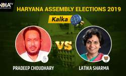 Haryana Assembly Elections 2019: Kalka Constituency