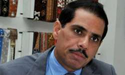 Vadra admitted in Noida hospital for back pain.