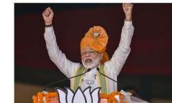 PM Modi in Haryana
